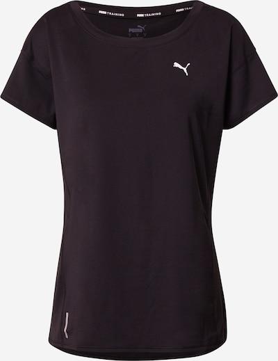 PUMA Sportshirt in schwarz / weiß, Produktansicht