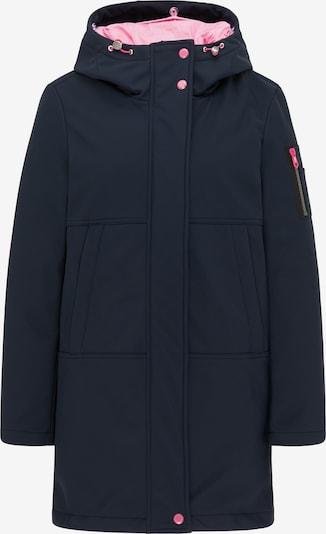 MYMO Mantel in dunkelblau, Produktansicht