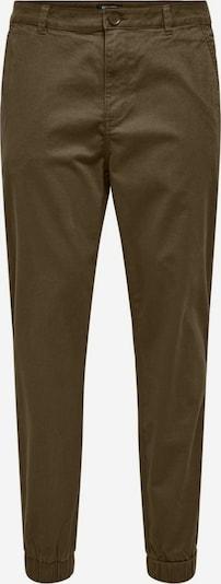 Only & Sons Hosen 'ONSCAM AGED CUFF CHINO PG 9626' in khaki, Produktansicht