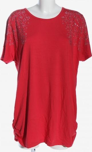 Ricarda M Kurzarm-Bluse in L in rot, Produktansicht