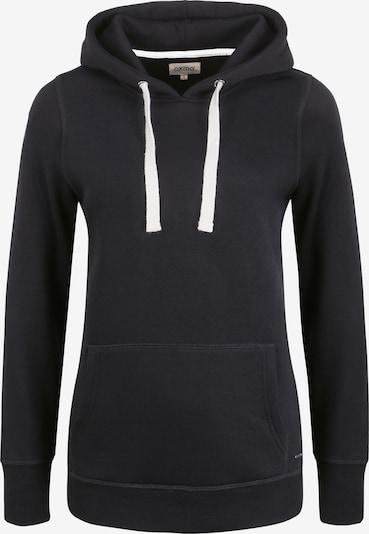 Oxmo Hoodie 'Olive' in schwarz, Produktansicht