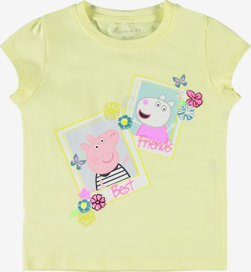 NAME IT Shirt in Gelb