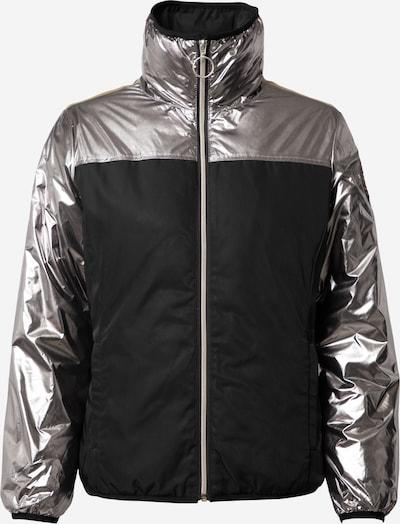 La Martina Prijelazna jakna u crna / srebro, Pregled proizvoda