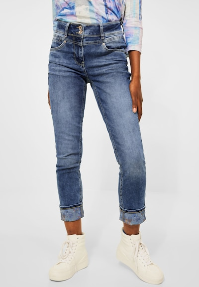 CECIL Jeans in Blue, View model