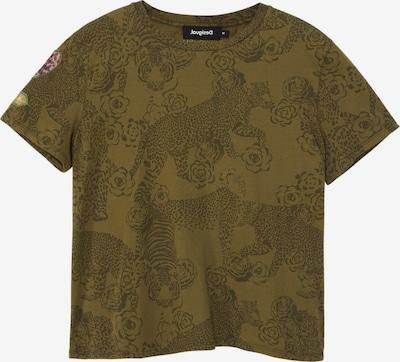 Desigual Shirt 'AYLA' in Khaki / Dark green, Item view