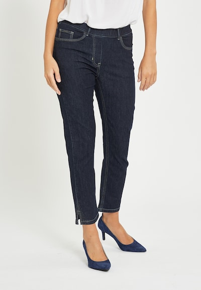 LauRie Jeans 'HANNAH' in de kleur Blauw, Modelweergave