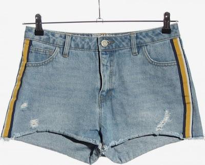 Stitch & Soul Shorts in L in blau, Produktansicht