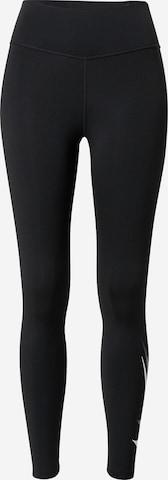 NIKE Sportsbukser i svart