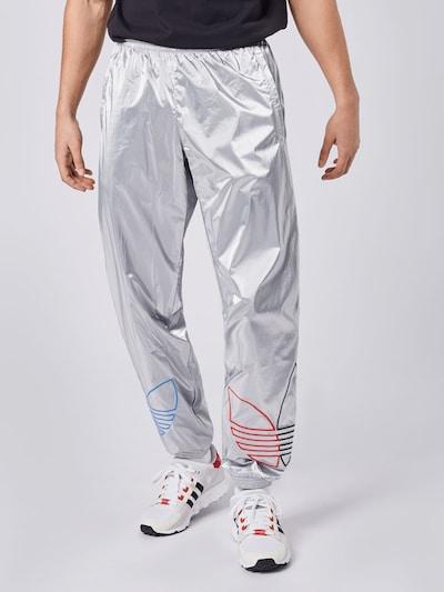 ADIDAS ORIGINALS Kalhoty - modrá / červená / stříbrná, Model/ka