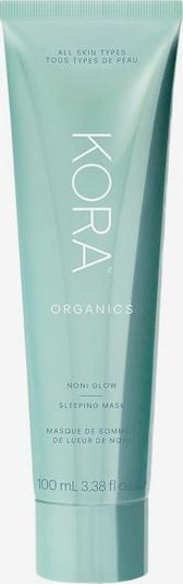 KORA Organics Maske 'Noni Glow' in mint / weiß, Produktansicht