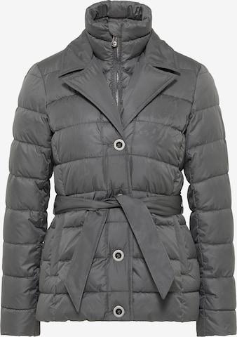 faina Between-Season Jacket in Grey