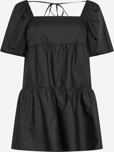 Missguided Plus Robe en noir, Vue avec produit