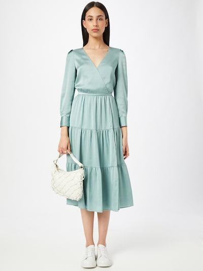 HUGO Kleid 'Kimusa-1' in cyanblau, Modelansicht