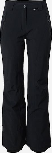 ICEPEAK Pantalon outdoor 'Freyung' en noir, Vue avec produit