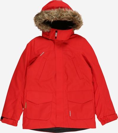 Reima Winterjas 'Reimatec down Jacket, Serkku' in de kleur Rood, Productweergave