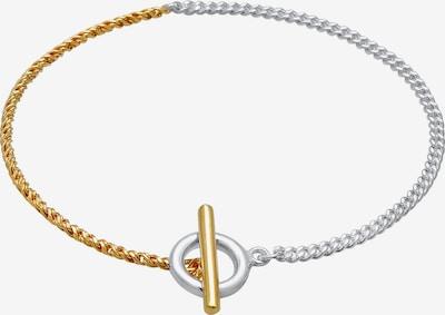 ELLI Armband Bi Color_Tri Color, Kreis in gold / silber, Produktansicht