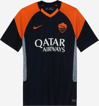 NIKE Trikot in orange / schwarz / weiß, Produktansicht