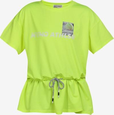 myMo ATHLSR Functioneel shirt in de kleur Neongeel, Productweergave