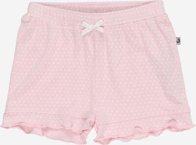 JACKY Pantalon 'Bamboolina' en rose / blanc, Vue avec produit