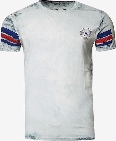 Rusty Neal T-Shirt in grau, Produktansicht