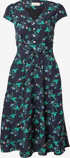 Rochie tip bluză 'CATHLEEN' Louche pe albastru / bleumarin / verde / roșu / alb, Vizualizare produs