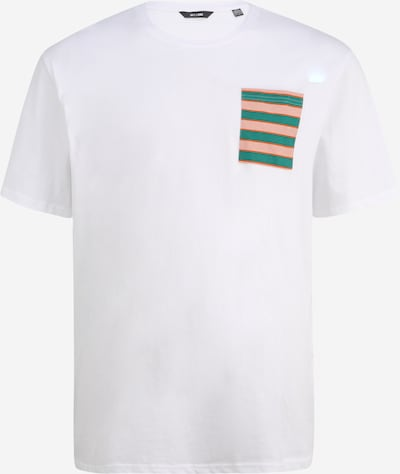 fehér Only & Sons (Big & Tall) Póló, Termék nézet