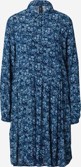 Y.A.S Kleid in hellblau / dunkelblau, Produktansicht