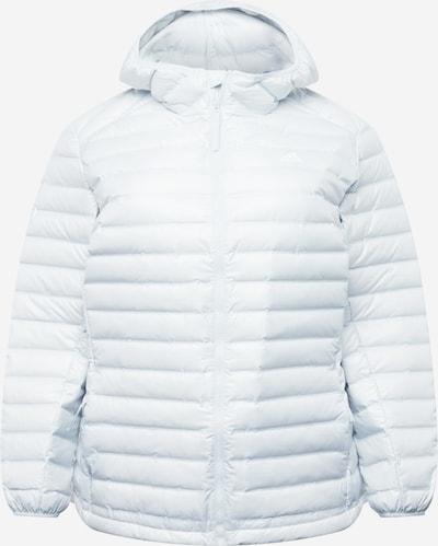 ADIDAS PERFORMANCE Športna jakna 'VARILITE' | svetlo modra / bela barva, Prikaz izdelka