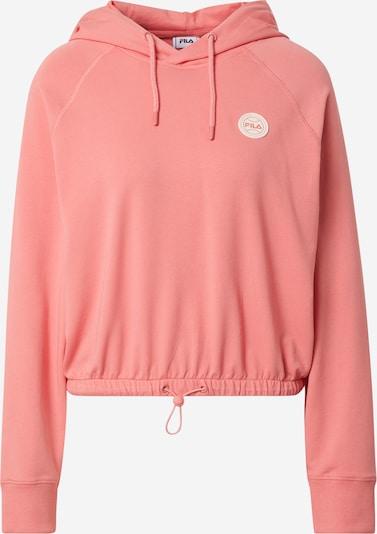 FILA Sweatshirt 'Amara' in pink / weiß, Produktansicht