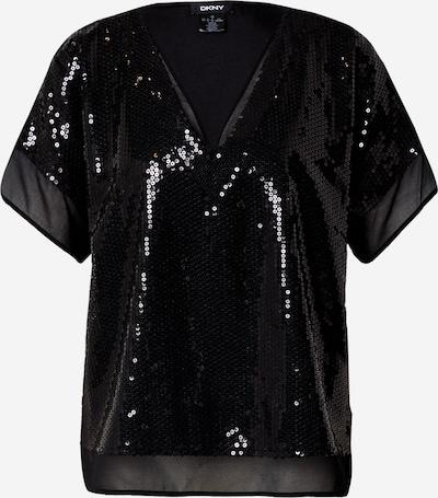 DKNY Blusa en negro, Vista del producto