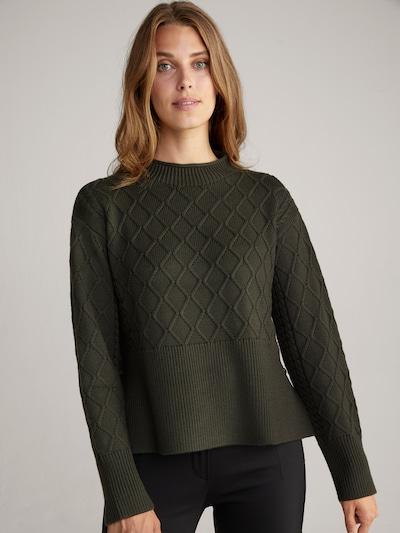 JOOP! Pullover ' Kierala ' in dunkelgrün, Produktansicht