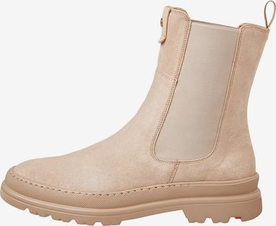 LLOYD Chelsea Boots 'MILENA' in beige, Produktansicht