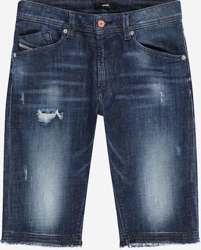 DIESEL Shorts 'DARRON' in blue denim, Produktansicht