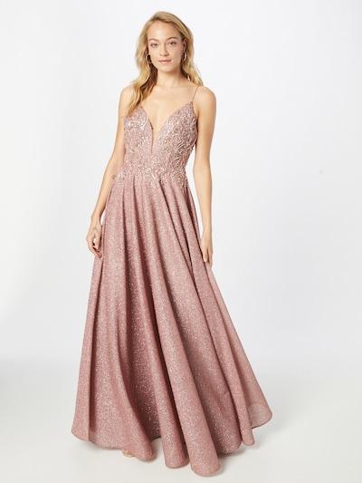 Unique Večerné šaty - ružová, Model/-ka