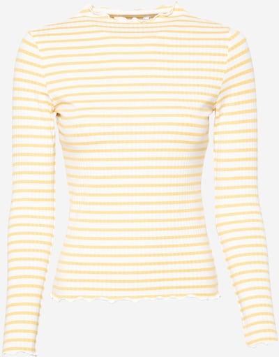 ONLY Paita 'EMMA' värissä keltainen / valkoinen, Tuotenäkymä