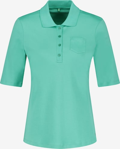 GERRY WEBER Poloshirt in jade, Produktansicht