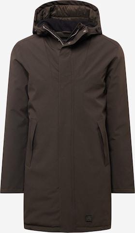 Brixtol Textiles Jacke 'Bryson' in Grün