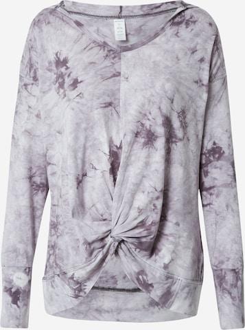 Marika Sportsweatshirt 'EMMA' i grå