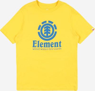 ELEMENT Shirt in dunkelgelb, Produktansicht