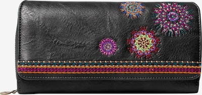 Desigual Cartera 'Mone Astoria Maria' en mezcla de colores / negro, Vista del producto