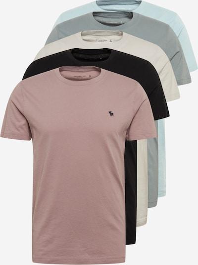 Abercrombie & Fitch Paita värissä beige / vaaleanharmaa / minttu / vaaleanpunainen / musta, Tuotenäkymä