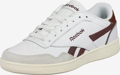 Reebok Classics Sneakers in Burgundy / White, Item view