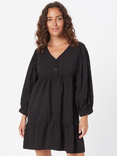 Rochie tip bluză Cotton On pe negru, Vizualizare model