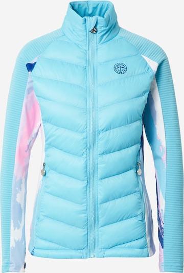 BIDI BADU Tennisjacke 'Dania' in blau, Produktansicht