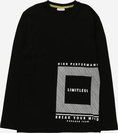 OVS Shirt in grau / schwarz, Produktansicht