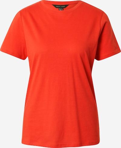 Tricou NEW LOOK pe roșu deschis, Vizualizare produs