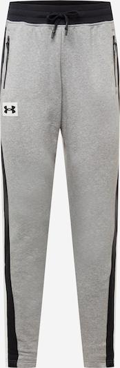 Pantaloni sport UNDER ARMOUR pe gri / negru, Vizualizare produs