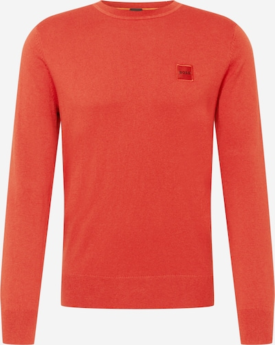 BOSS Casual Sweater 'Kanovant' in Rusty red, Item view