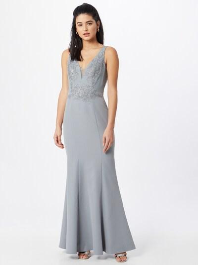 Chi Chi London Společenské šaty 'Lydia' - šedá, Model/ka