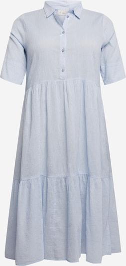 KAFFE CURVE Robe-chemise 'Vella' en bleu clair, Vue avec produit